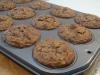 Paleo Banana Chcolate Pecan Muffins-025