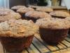 Paleo Banana Chcolate Pecan Muffins-032