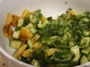 Grilled Pineapple Salad-021