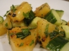Grilled Pineapple Salad-024
