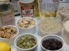 Paleo Lemon Cranberry Granola Bar
