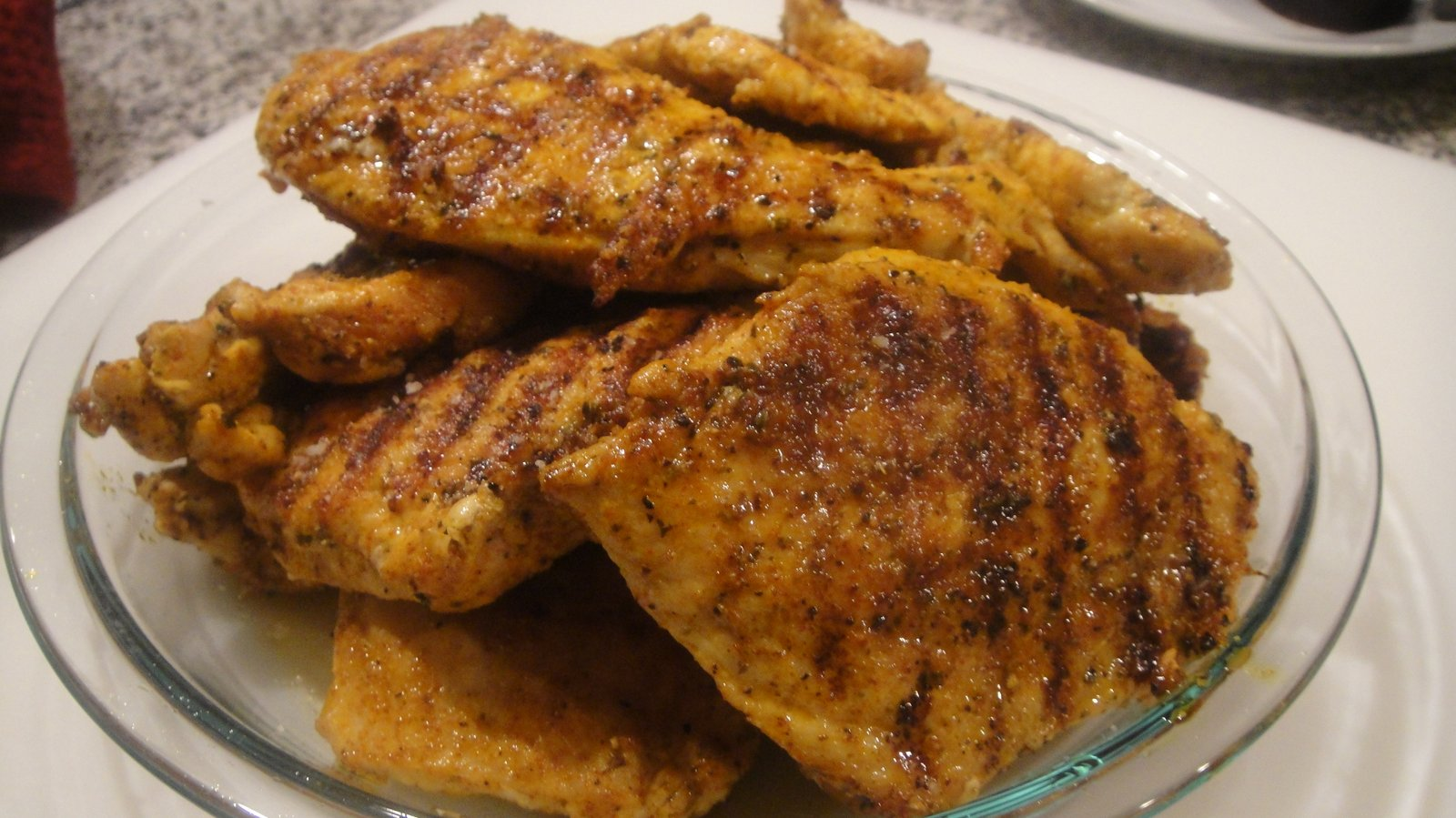 Pan Grilled Chicken Breast - Recipes - Cookscom