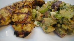 Paleo Potato Salad-025