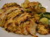 Pinapple Mint Marianated Grilled Chicken-041