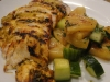 Pinapple Mint Marianated Grilled Chicken-043