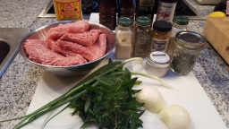 Turmeric Ground Turkey and Pork (3)