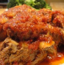 Recipe #51 | Slow Cooked Lamb In Sundried Tomato Sauce