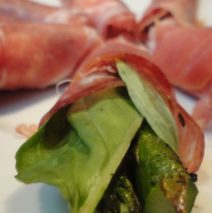 Recipe #62 | Amazing Prosciutto Salami Wraps
