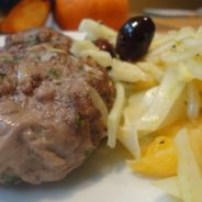 Recipe #79 | Maple Fennel Beef And Pork Burgers