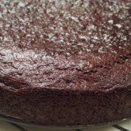 Recipe #82 | Hazelnut Chocolate Walnut Cake