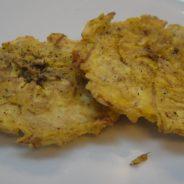 Recipe #85 | Crispy Baked Smashed Plantains