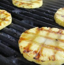 Recipe #90 | Grilled Pineapple Mint Salad