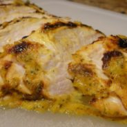 Recipe #91 | Pineapple Mint Grilled Chicken