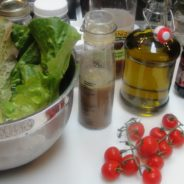 Recipe #97 | Pomegranate Vinaigrette Salad Dressing