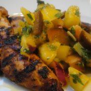 Recipe #98 | Mango Mint Salsa
