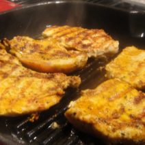 Recipe #101 | Pan Grilled Chicken Breast