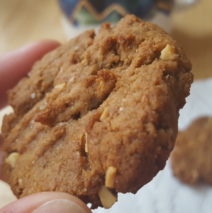 Recipe #107| Tigernut Peanut Butter Cookies