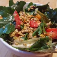 Recipe #110 | Turmeric Mint Ground Turkey and Pork